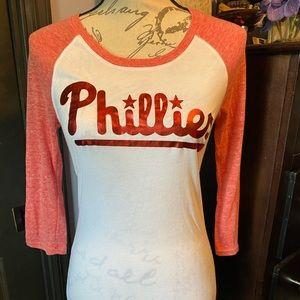 PINK Victoria's Secret Phillies tee